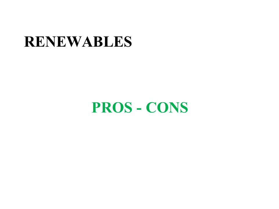 name: adress: state: contact: Renewable sources Amount of present major fuels in Earth is limited (coal, gas, crude oil, nuclear).