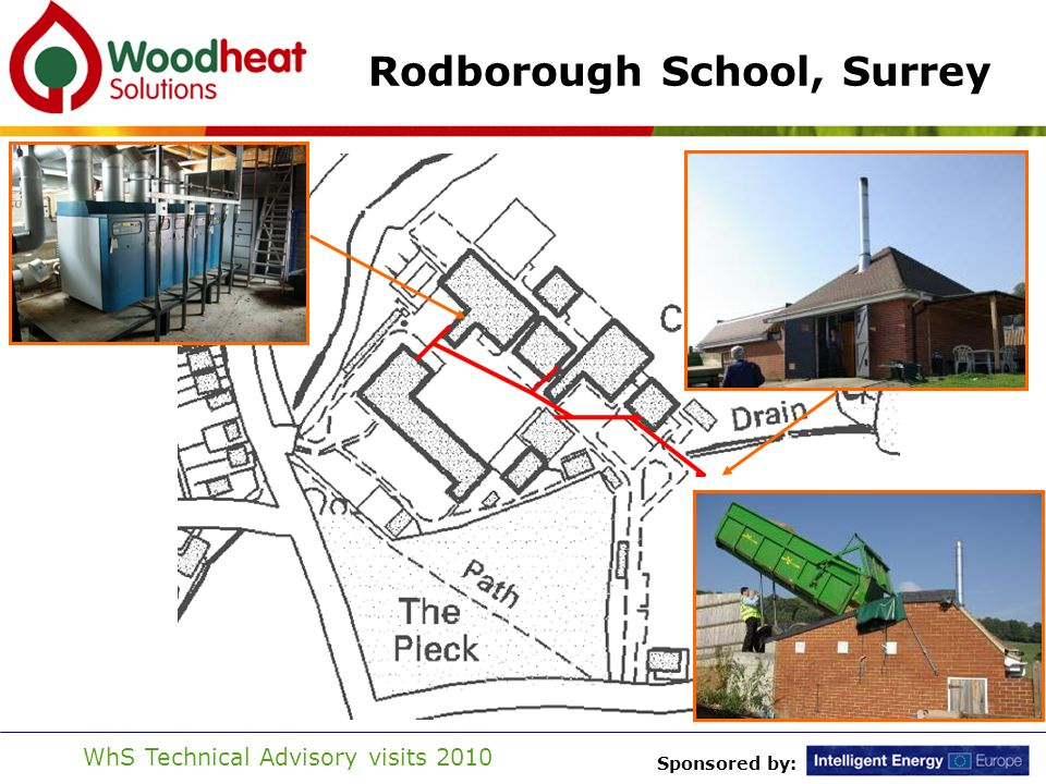 Sponsored by: WhS Technical Advisory visits 2010 Rodborough School, Surrey