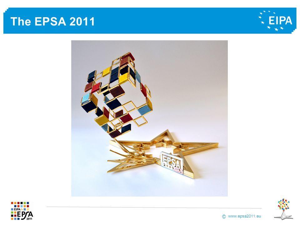 www.epsa2011.eu © The EPSA 2011