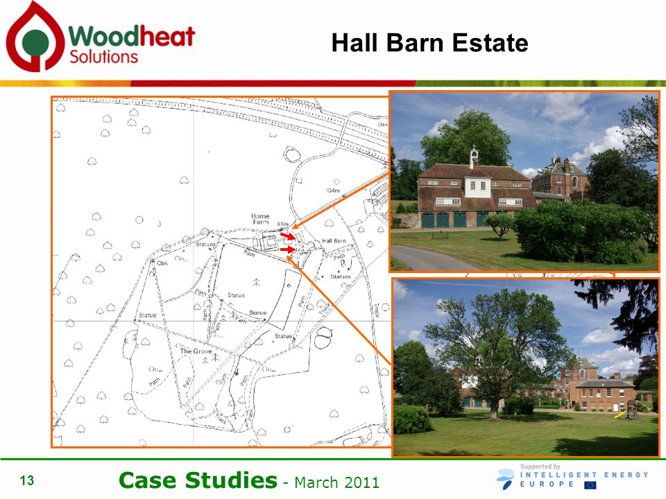 Case Studies - March Hall Barn Estate