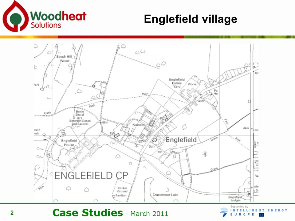 Case Studies - March Englefield village