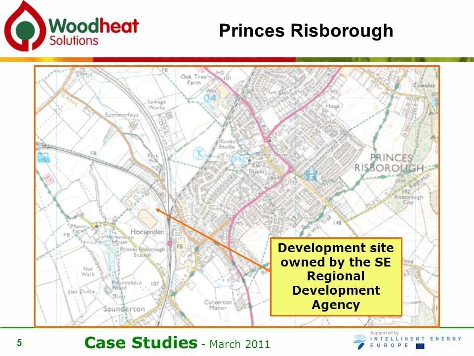 Case Studies - March Princes Risborough Development site owned by the SE Regional Development Agency