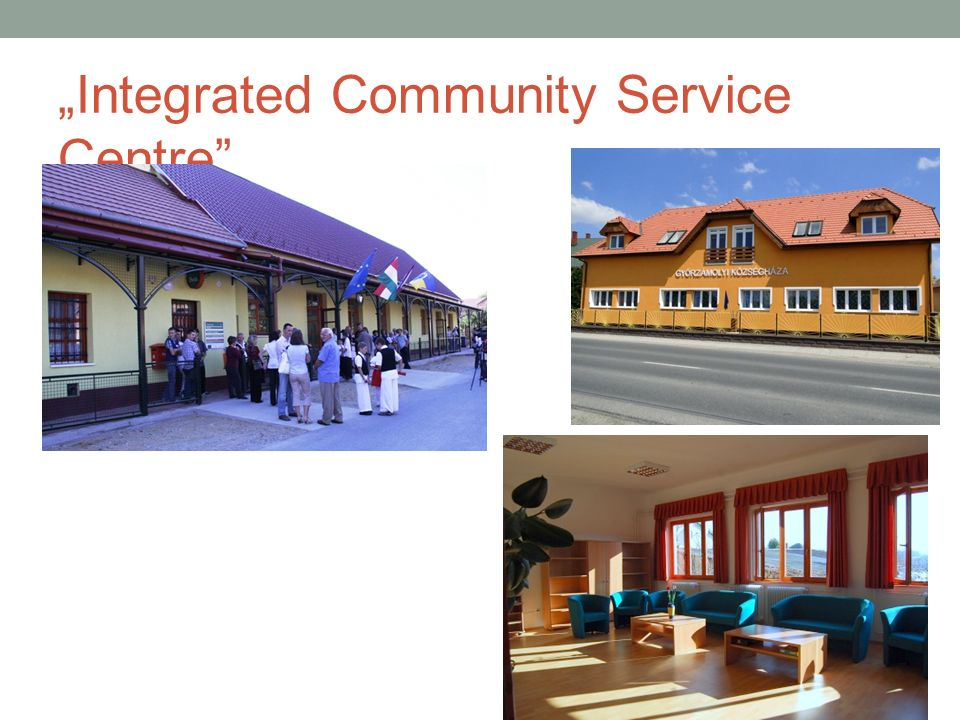 Integrated Community Service Centre