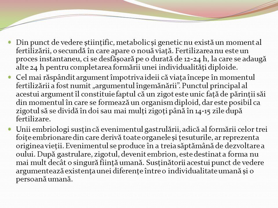 Principalele probleme etice şi juridice ridicate de tehnologiile reproductive sunt legate de urm ă toarele aspecte: 1.