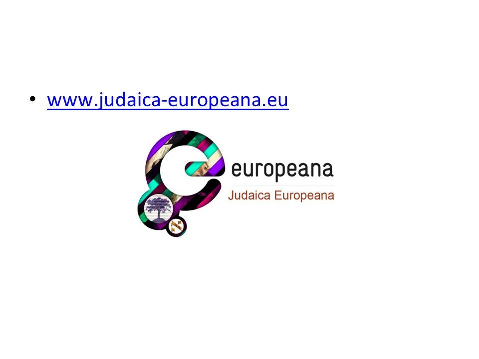 www.judaica-europeana.eu