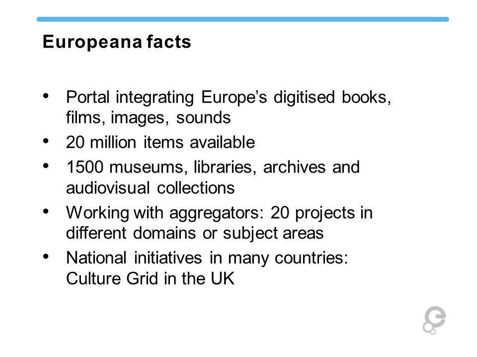 Linked Open Data initiatives