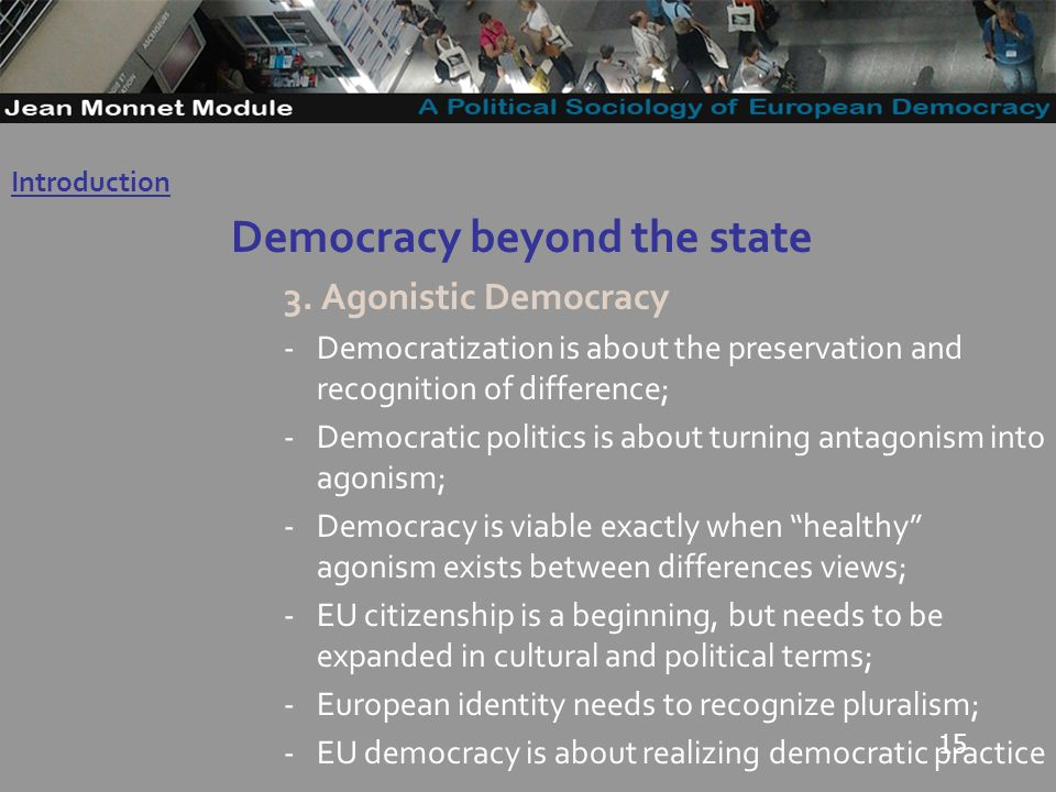 15 Democracy beyond the state 3.