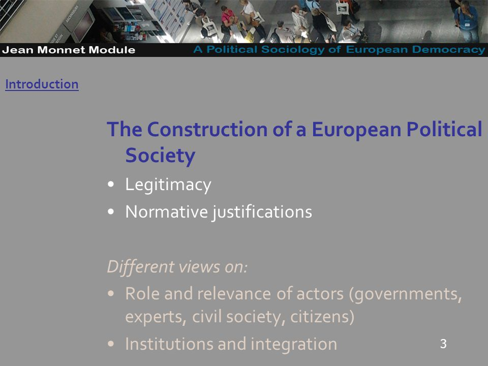 34 Governo Locale EU as multi-level governance -Governance on the EU level is skewed because of, on the one hand, the promotion of legitimatory principles (efficiency, participation), but on the other a reduced and selective form of participation; Multilevel Governance