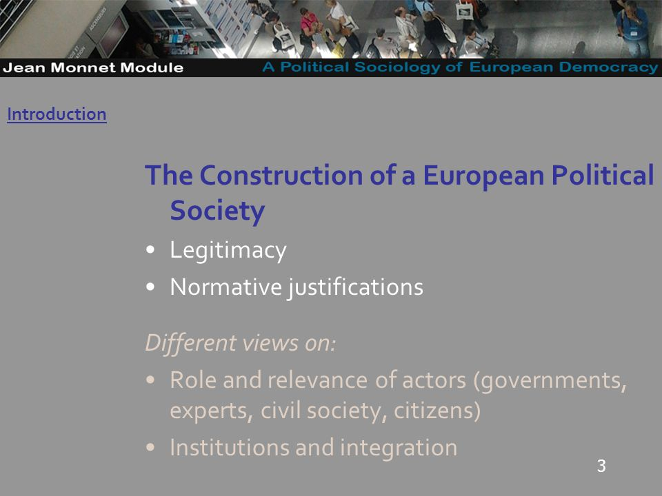 14 Governo Locale Democratic theories 1.Problem-solving: minimal, liberal democracy; main actors: individual nation-states 2.Value-based community: communitarian democracy; main actors: European society 3.Rights-based polity: republican democracy; main actors: plurality of social and political actors Normative Approach