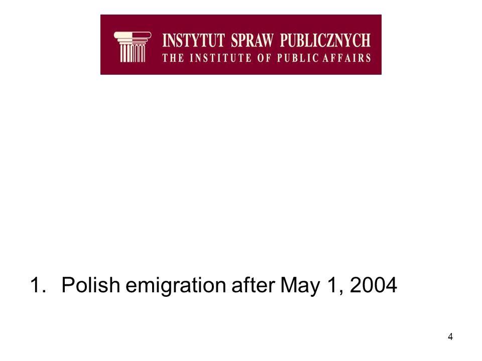 15 4. Polands return and reintegration policies