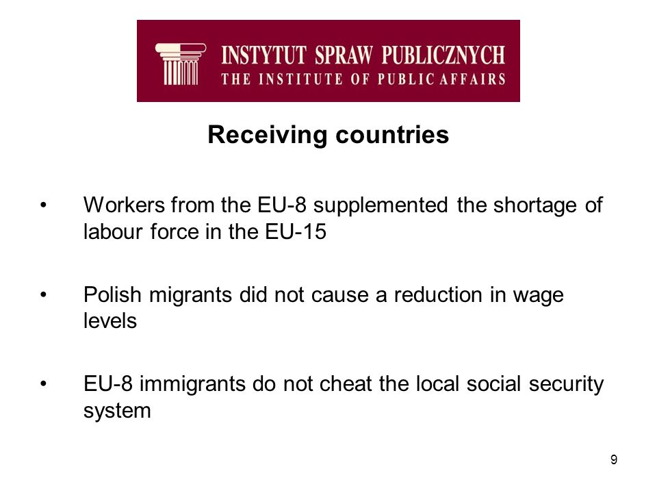 10 Poland growing labour market shortages brain drain or brain waste.