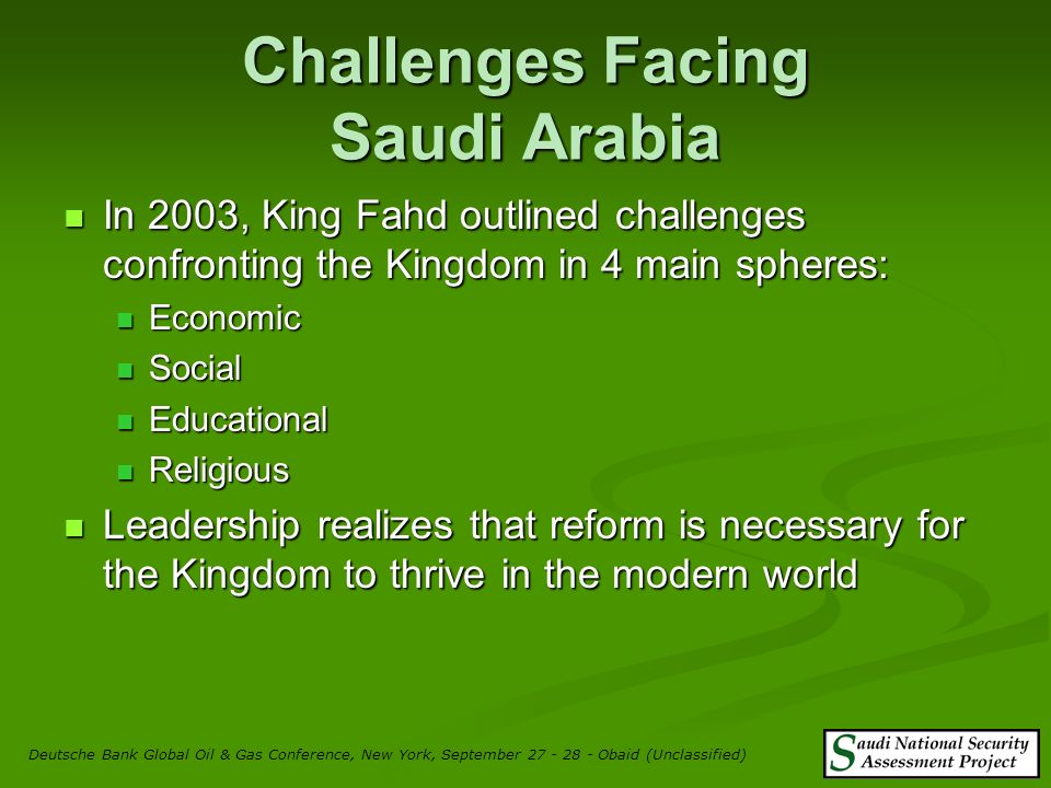 Struggle for the Saudi Soul