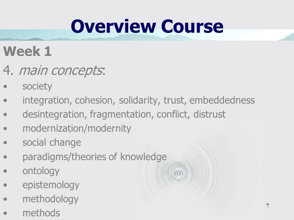 27 1.Sociology 2.