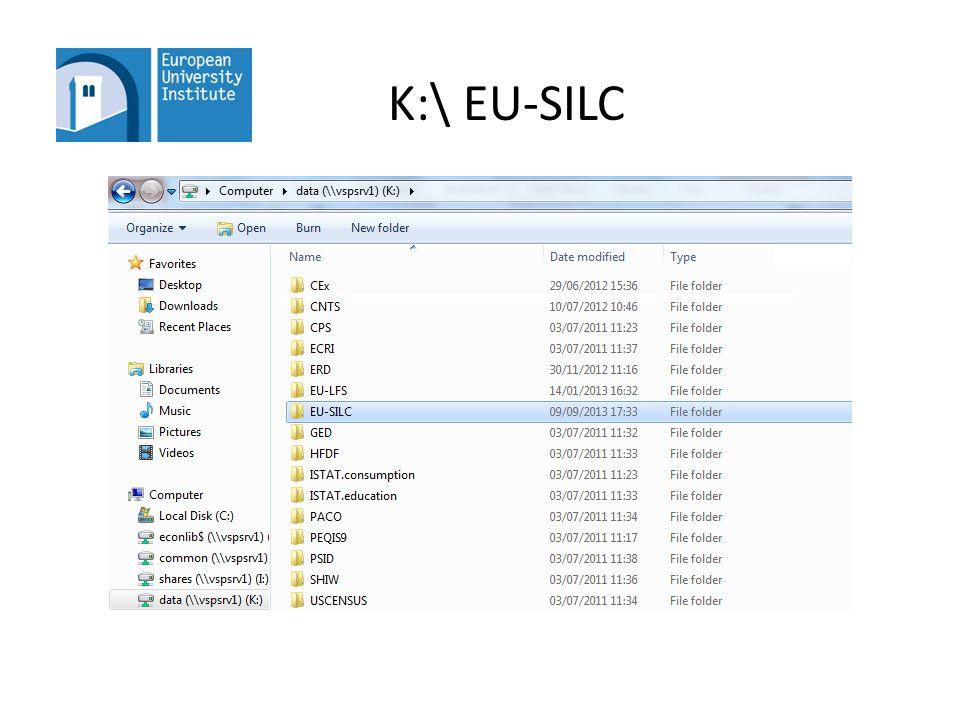 K:\ EU-SILC