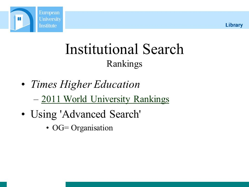 Library New kinds of metrics Webometrics of World s Universities –RankingsRankings –CCHSCCHS