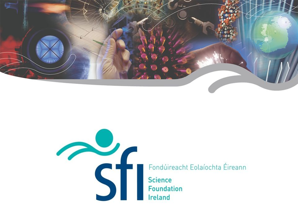 Research for Irelands Future www.sfi.ie