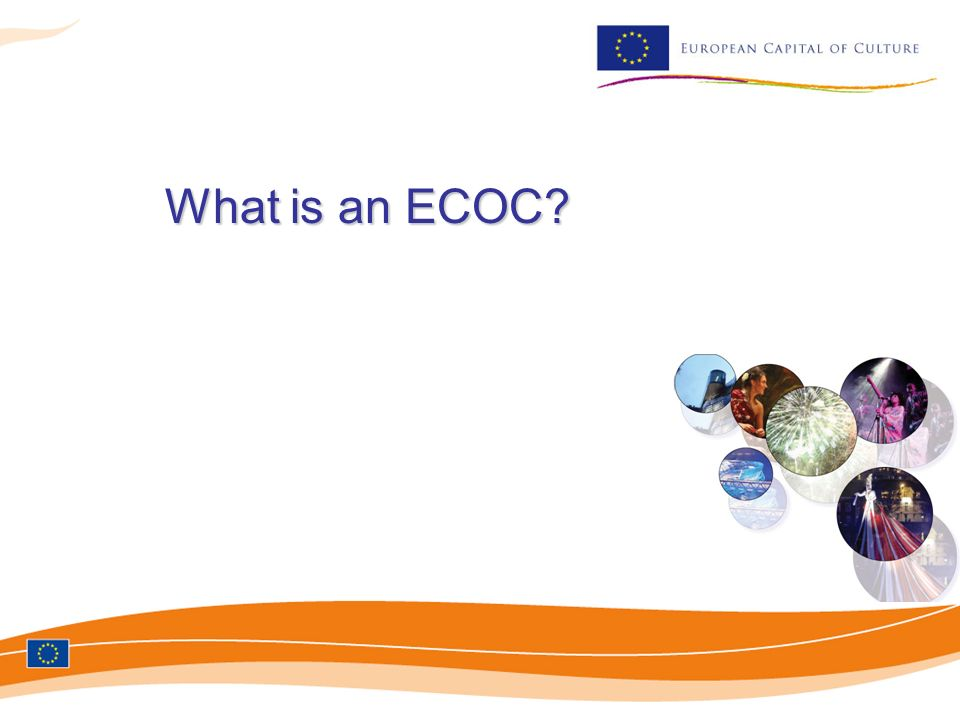 What is an ECOC?