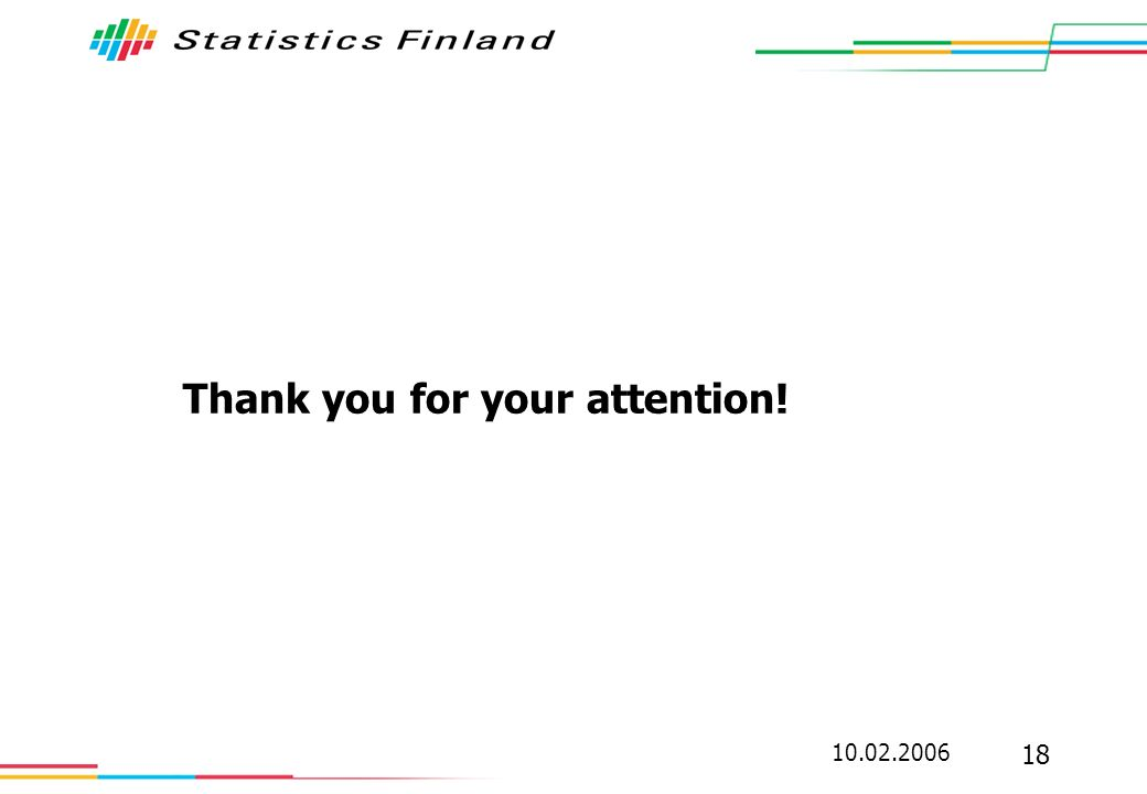 10.02.2006 18 Thank you for your attention!
