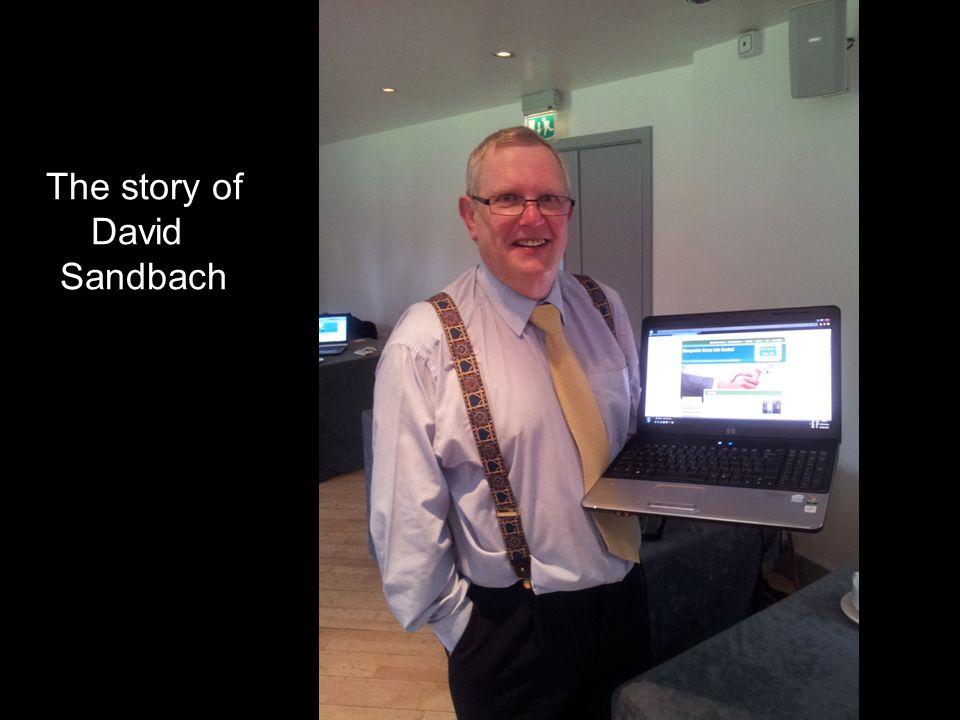 The story of David Sandbach