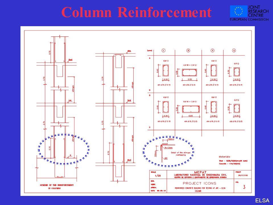 ELSA Column Reinforcement