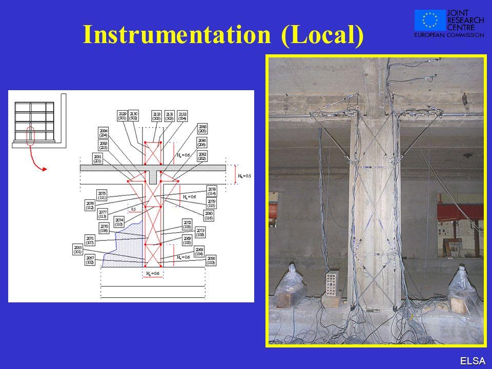 ELSA Instrumentation (Local)