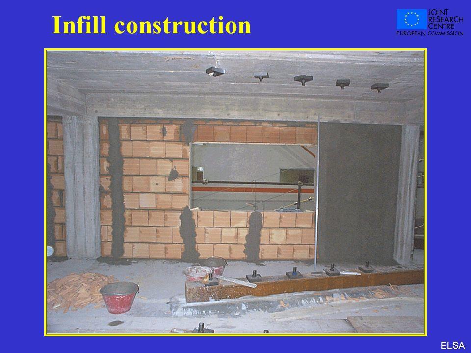 ELSA Infill construction