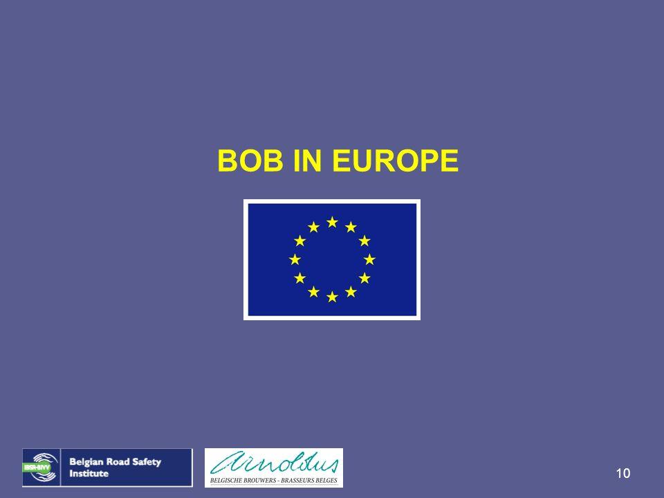 10 BOB IN EUROPE