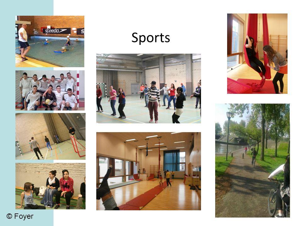 Sports © Foyer