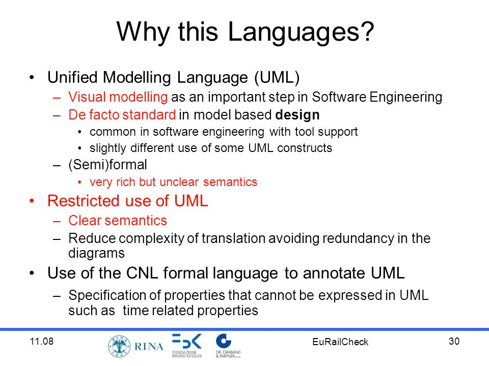 11.08 EuRailCheck 30 Why this Languages.