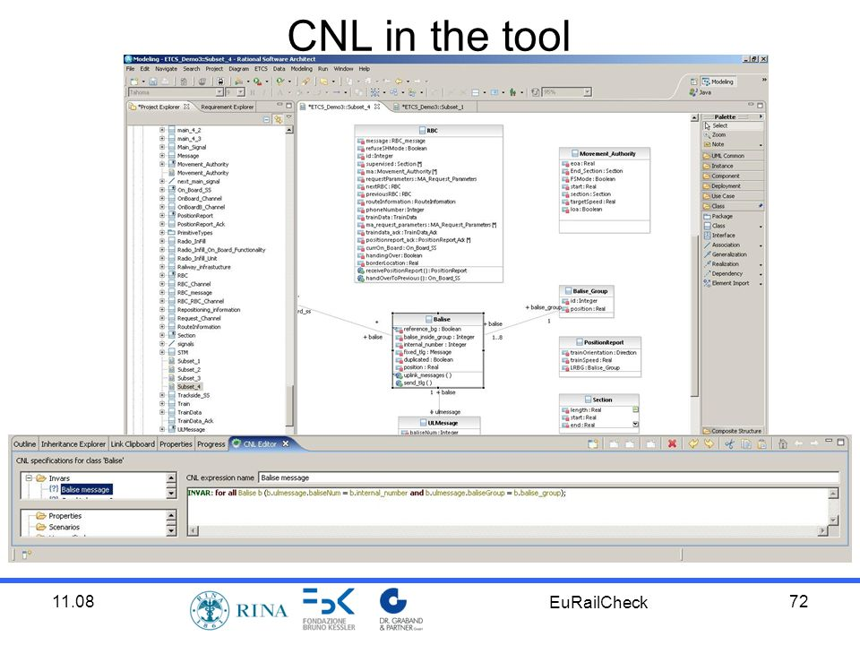 11.08 EuRailCheck 72 CNL in the tool