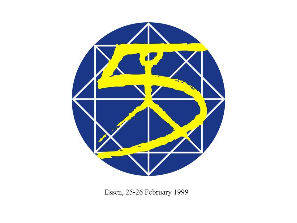 Essen, 25-26 February 1999