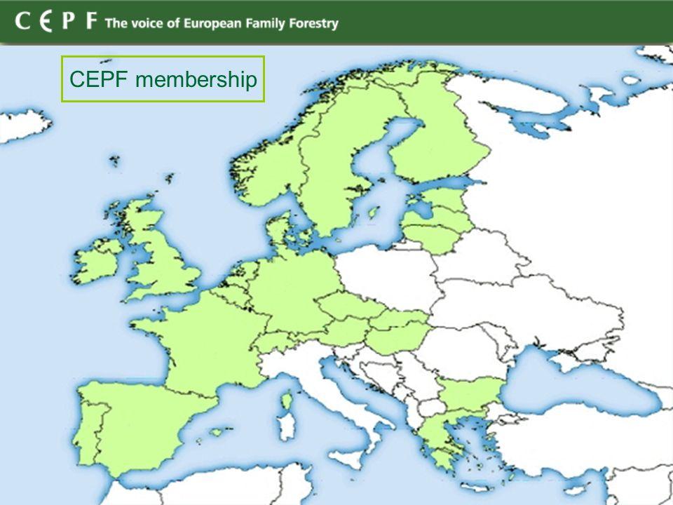 CEPF membership
