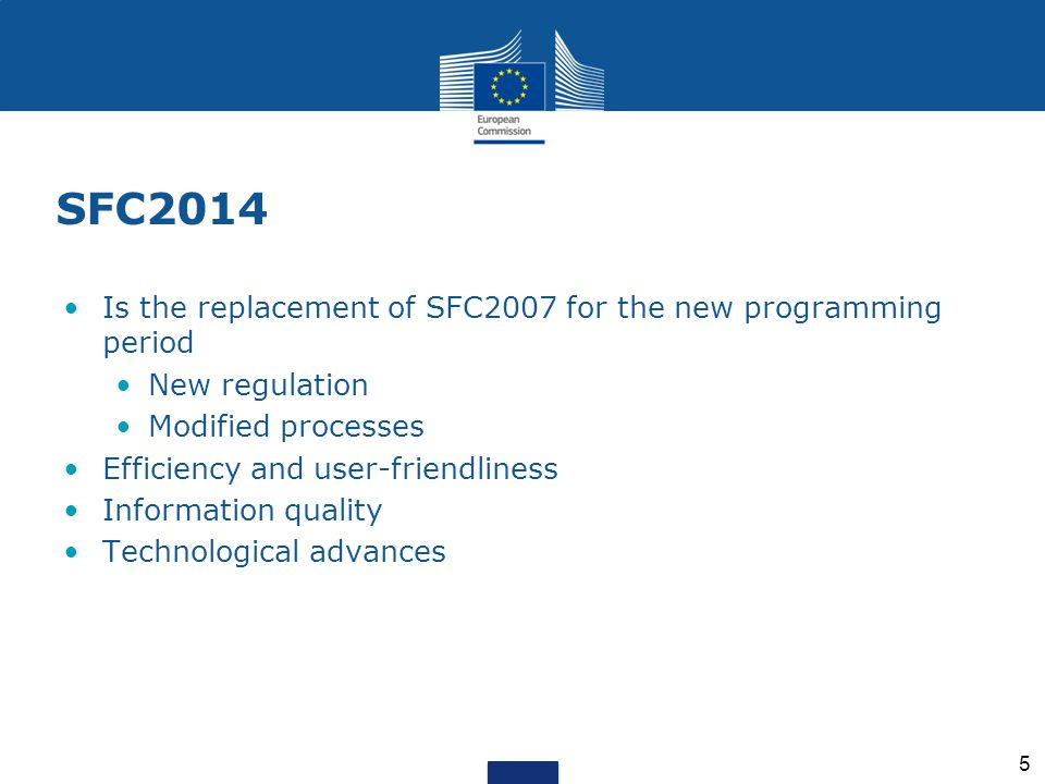 Legal Basis for SFC2014 COM(2012) 496 final - 2011/0276 (COD): Proposal for a REGULATION OF THE EUROPEAN PARLIAMENT AND OF THE COUNCIL laying down common provisions on the European Regional Development Fund, the European Social Fund, the Cohesion Fund, the European Agricultural Fund for Rural Development and the European Maritime and Fisheries Fund covered by the Common Strategic Framework and laying down general provisions on the European Regional Development Fund, the European Social Fund and the Cohesion Fund and repealing Regulation (EC) No 1083/2006.