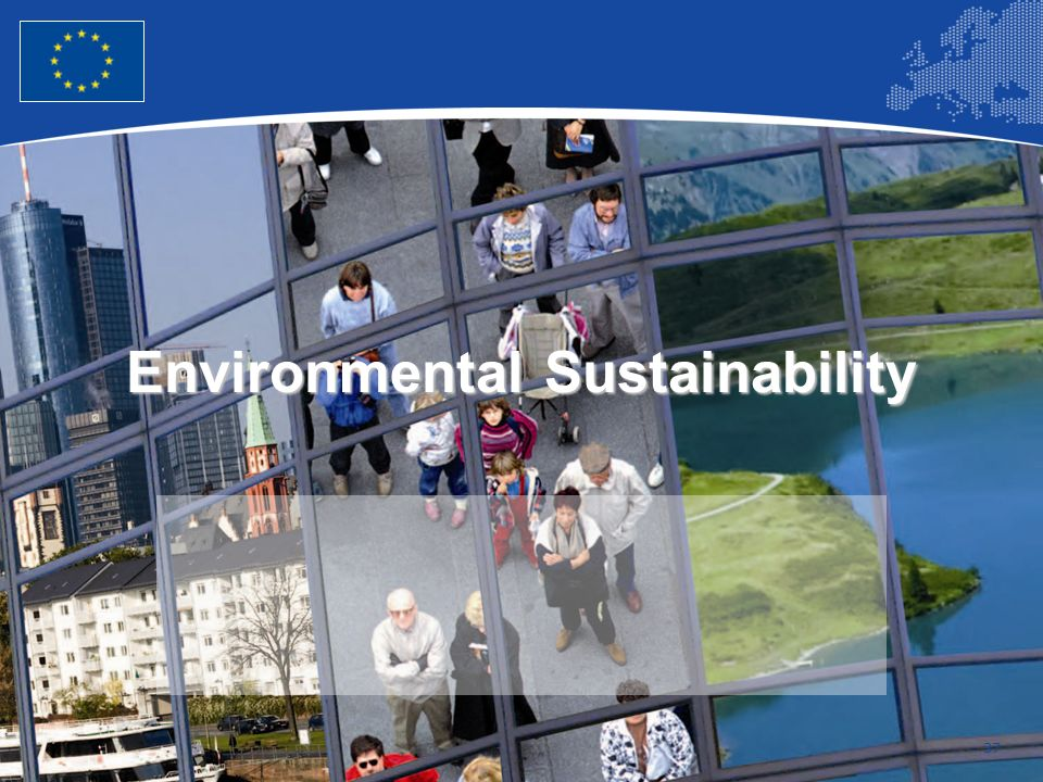 37 Environmental Sustainability