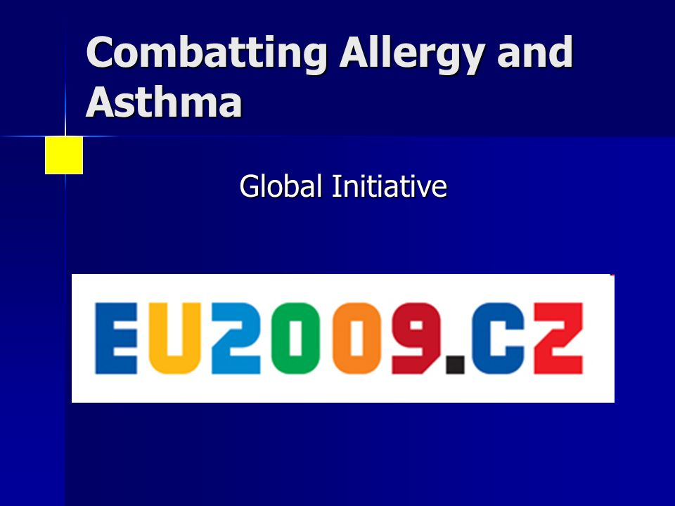 Combatting Allergy and Asthma Global Initiative
