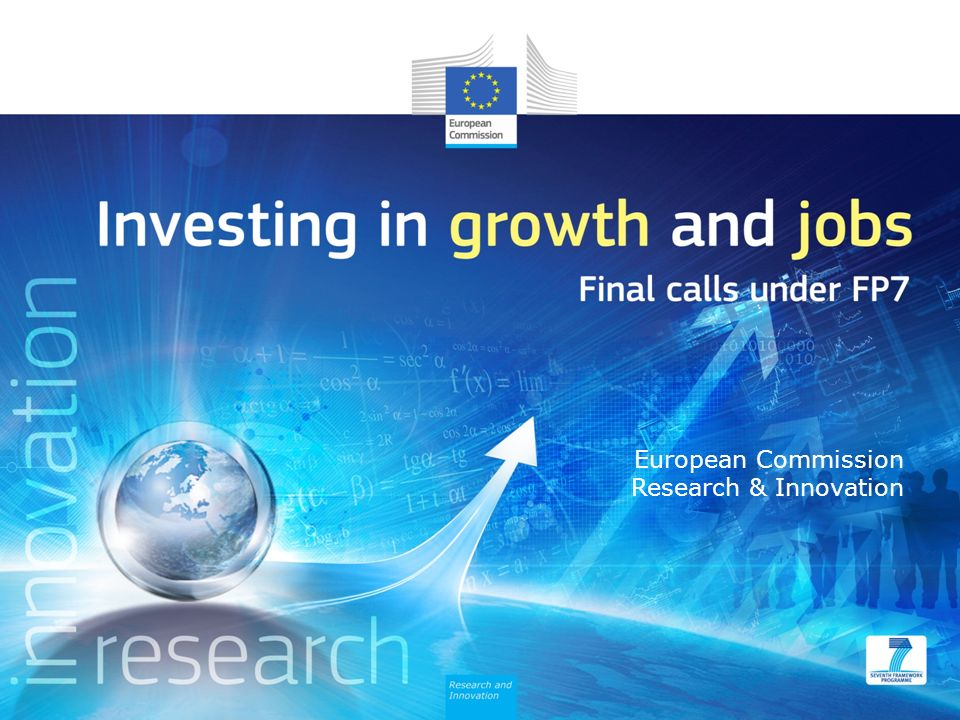 European Commission Research & Innovation