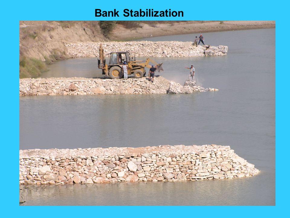Bank Stabilization