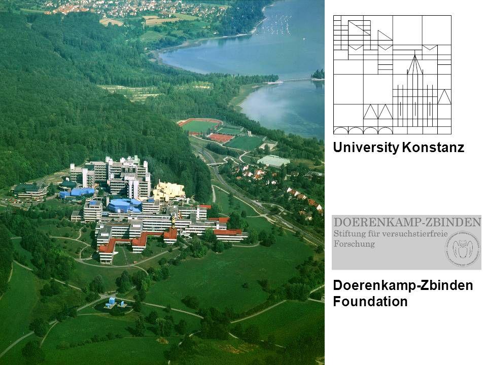 University Konstanz Doerenkamp-Zbinden Foundation