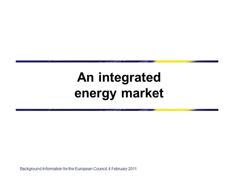 Background Information for the European Council, 4 February 2011 15 Meeting our 20-20-20 by 2020 goals Reduce greenhouse gas levels by 20% Increase share of renewables to 20% 100% Reduce energy consumption by 20% -10% Current trend to 2020 -20% 20% Current trend to 2020