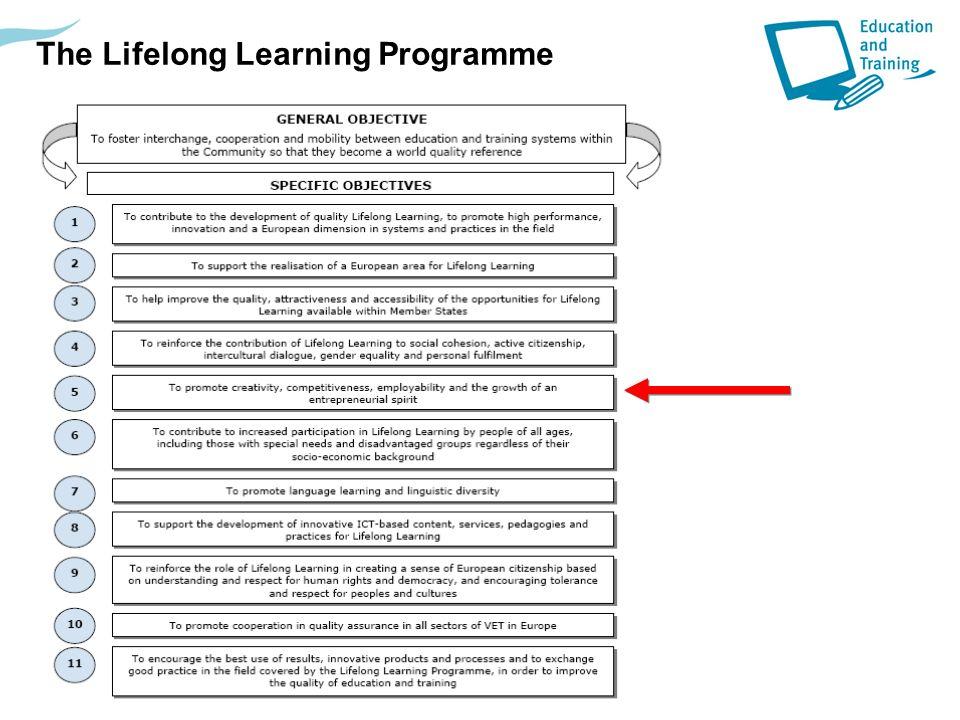 22 The Lifelong Learning Programme