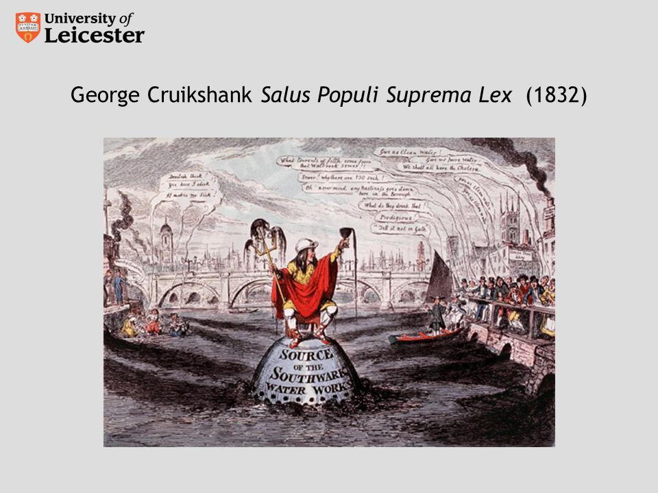George Cruikshank Salus Populi Suprema Lex (1832)