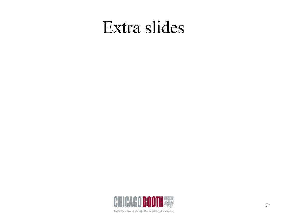 Extra slides 37