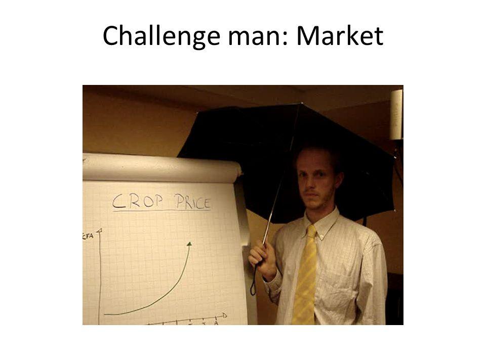 Risky man: Climate