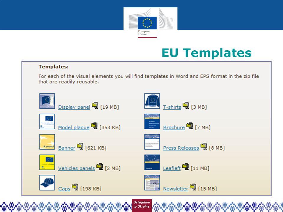 EU Templates