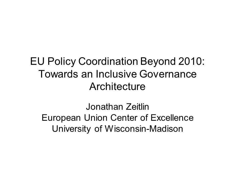 2 Plan of the presentation I.