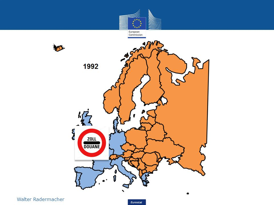Eurostat Walter Radermacher