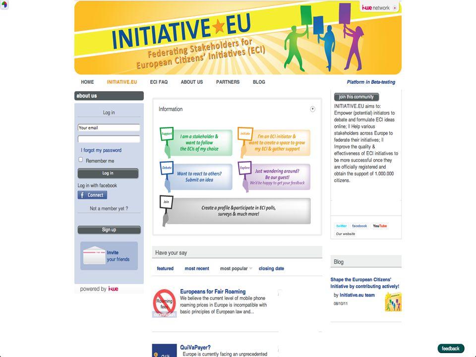 ORGANISATION - OVERVIEW 9 PROJECT PARTNERSPARTNER EU PROJECTS ASSOCIATE PARTNERS CONTENT PARTNERS 1 EU DG .