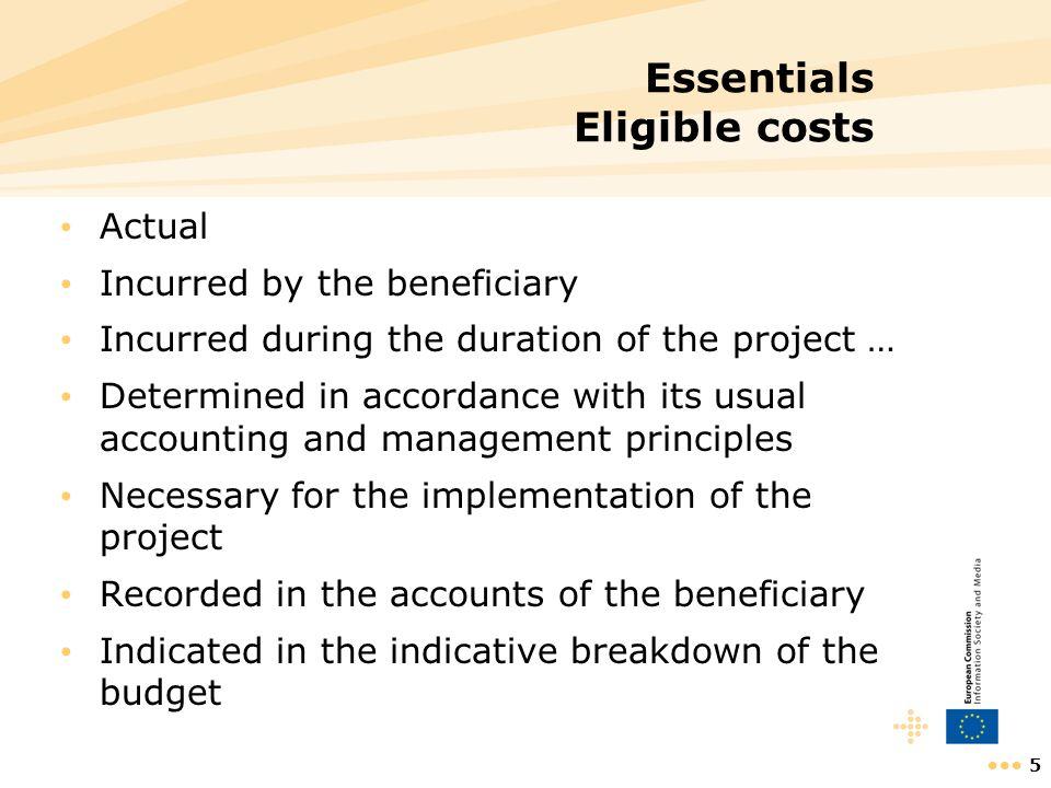 16 Financial statement In NEF