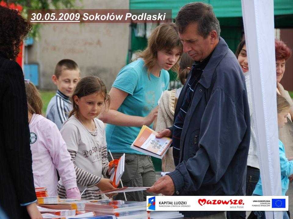 30.05.2009 Sokołów Podlaski