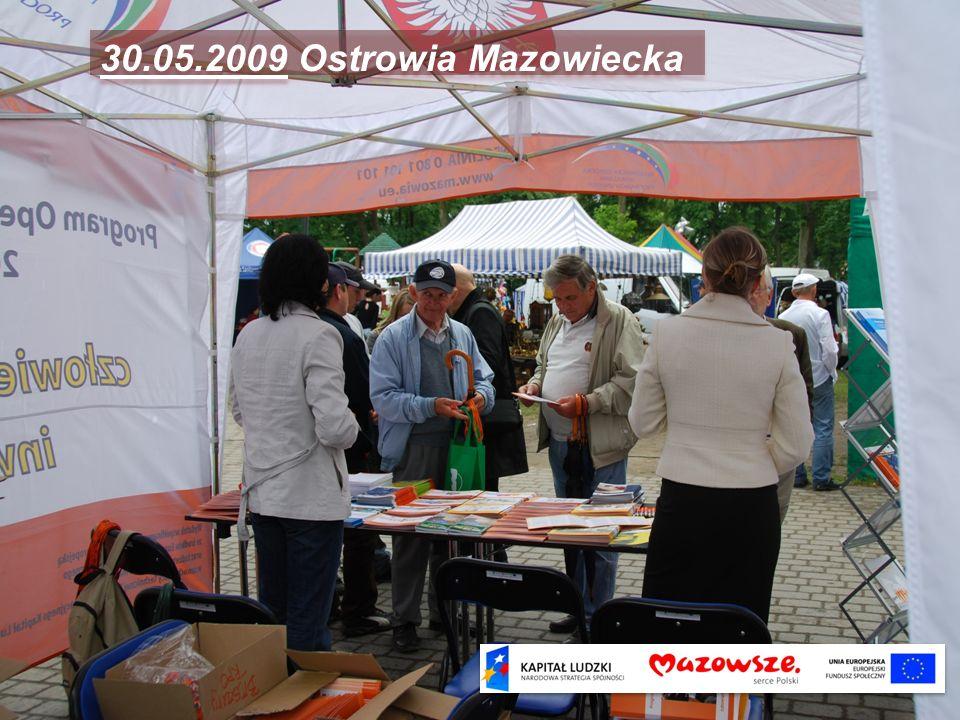 individual cosultations 30.05.2009 Ostrowia Mazowiecka